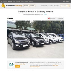Travel Car Rental in Da Nang Vietnam - Instructables