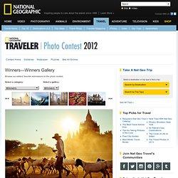 Winners - Winners Gallery - Traveler Photo Contest 2012