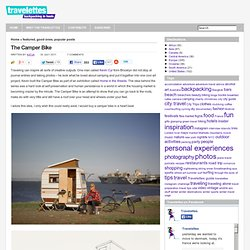 The Camper Bike - StumbleUpon
