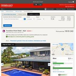 Travellers Point Hotel - Hotels.com - Promotions et réductions sur vos réservations d'hôtels, du luxe à l'économique