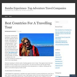 Bamba Experience- Top Adventure Travel Companies