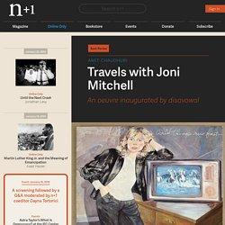 Travels with Joni Mitchell