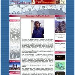 La grande traversée - Hommage à Patrick Berhault