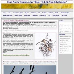 Traversées de la baie du Mont Saint Michel à pied