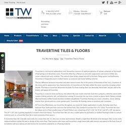 Travertine Warehouse - Travertine Tile