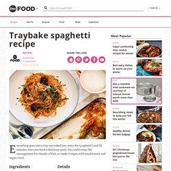 Traybake Spaghetti