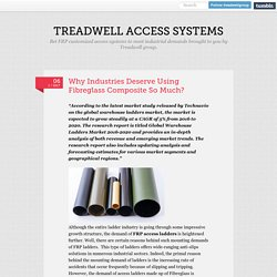 TreadWell Access Systems