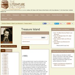 Treasure Island by Robert Louis Stevenson. Search eText, Read Online, Study, Discuss.