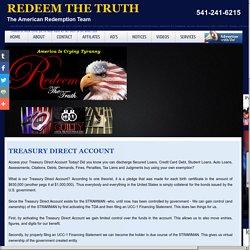 Treasury Direct Account