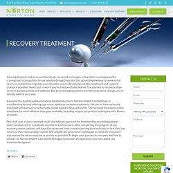 Recovery Treatment - Methadone Switch, Buprenorphine, Suboxone Treatment Norton MA