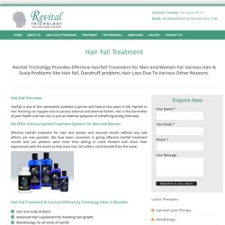 Are You Looking For Best Hair Treatment In Mumbai?