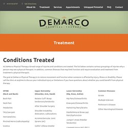 DeMarco Physical Therapy