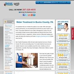 Water Treatment Warminster