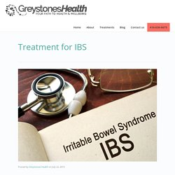 Treatment for Irritable Bowel Syndrome Toronto