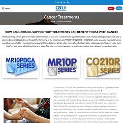 Cancer Treatments - CBD International