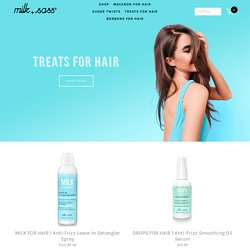 Treats For Hair: Mother's Milk Hair Products