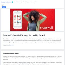 Treatwell - Success Story
