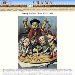 Treaty ports in China