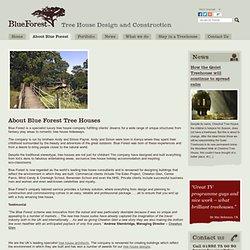 A Fairytale Castle / Blueforest