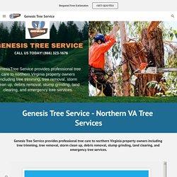 Tree Trimming Service Calendar
