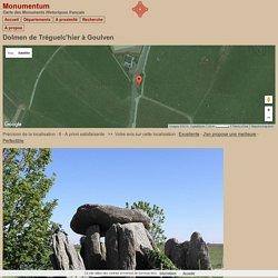 Dolmen de Tréguelc'hier à Goulven - PA00089979 - Monumentum