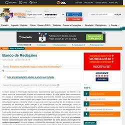 Treinamento para a prova de redação do vestibular - Vestibular Brasil Escola