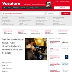 Treinbestuurder interview - Vacature