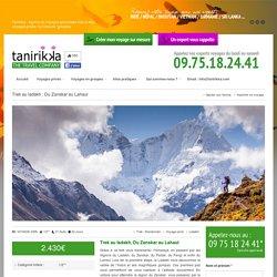 Trek au ladakh : Du Zanskar au Lahaul
