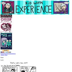 TREK! The Offspring | Kid With Experience