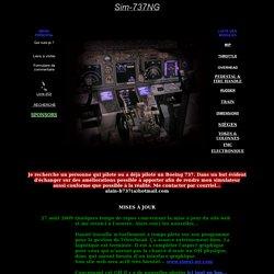Sim 737NG - ALAIN TREMBLAY - FABRICATION D'UN COCKPIT