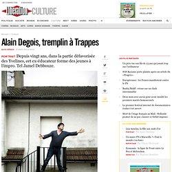 Alain Degois, tremplin à Trappes