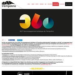 360 : L'ACCOMPAGNEMENT ARTISTIQUE DE TREMPOLINO