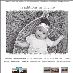 Traditions in Thyme, Newborn, Infant, Photo props, scales, trunks, bowls, Trenchbowls, baskets, Newborn Photography Props and More