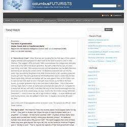 Columbus Futurists