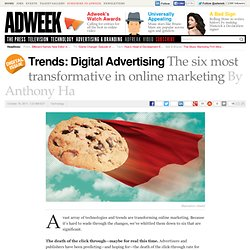 Trends: Digital Advertising