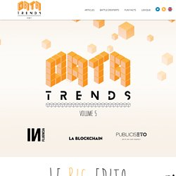DATA TRENDS volume 5: Toutes les tendances du Data Marketing