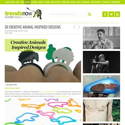 30 Creative Animal Inspired Designs