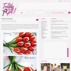 Tulipes de tomates
