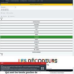 Qui sont les trente proches de Marine Le Pen qui comptent au sein du FN?