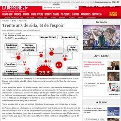Trente ans de sida, et de l'espoir - 23/05/2013 - ladepeche.fr