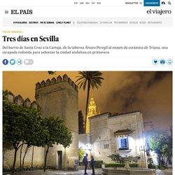 Tres días en Sevilla