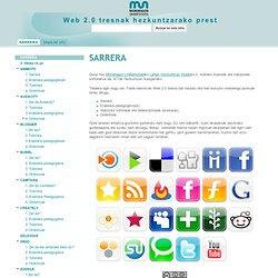 Web 2.0 tresnak hezkuntzarako prest