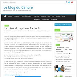 Le trésor du capitaine Barbeplus – Le blog du Cancre