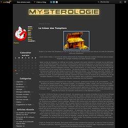 Le trésor des Templiers - Mysterologie