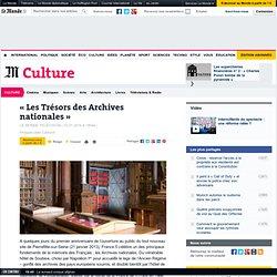 «Les Trésors des Archives nationales»
