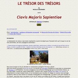 Le Trésor des Trésors - Nicolas Grosparmy -