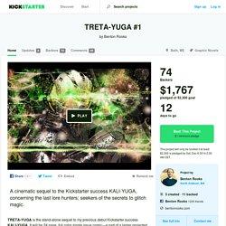 TRETA-YUGA #1 by Benton Rooks