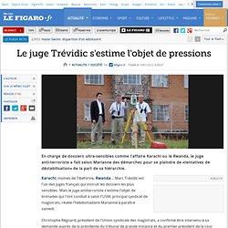 France : Le juge Trévidic s'estime l'objet de pressions