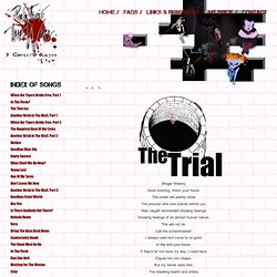 """The Trial - Pink Floyd's """"The Wall"""": A Complete Analysis"""