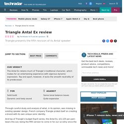 Triangle Antal Ex review